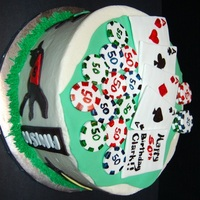 Gambler Birthday The birthday boy loves to play poker and go to the dog track.