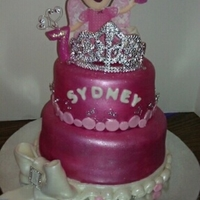 Pinkalicious   This cake was for my cousins daughters birthday party....thanks for looking!!