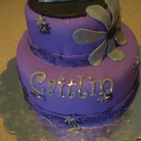 Purple 16Th Birthday