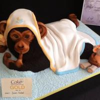 Chimp Cake Copy   *