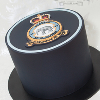 Raf Birthday Cake This was a birthday cake made for a gentleman celebrating his birthday who used to be a Flight Lieutenant in the RAF - he was in Squadron...