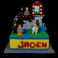 Lego Movie Cake Lego Movie Cake