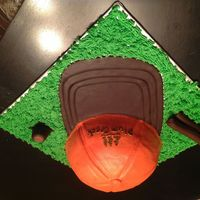 Retirement Cake For Forestry Worker