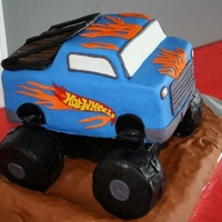 Hot Wheels Monster Truck   Hot wheels monster truck