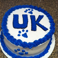 Uk Birthday Cake