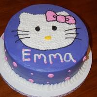 Emma's Hello Kitty Cake