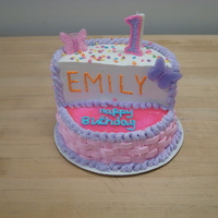 Emily's 1St Birthday
