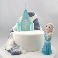 Frozen Elsa And Her Ice Castle Frozen. Elsa and her ice castle