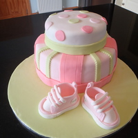 I Tried A Lot Of New Techniques For This Cake And Learned A Lot- The Shoes Are So Fun To Make.