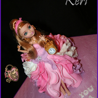 Ever After High I have made this one for my daughter Ciara's 14th Birthday, she is a very happy young lady today. Ever After High is her latest...