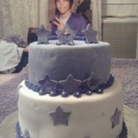 Justin Bieber Birthday Cake This was for a little girl who was in love with Justin Bieber.