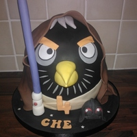 Obi One Starwars Angry Bird