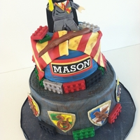 Harry Potter Lego Cake!   This cake was made for a dear friend of our military family.