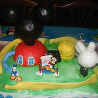 This Was My Very First Cake * This was my very first cake!