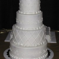 Wedding Cake For Non-Wedding