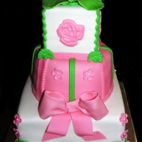 Cabbage Patch Cake all edible