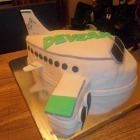 Airplane For A New Pilot Made for a young man that has just got his Pilots license. All cake