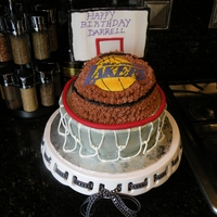 Laker Fan Birthday