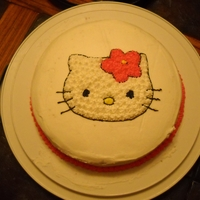 Wilton's Basic Class Hello Kitty
