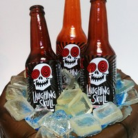Laughing Skull Beer Bucket Laughing Skull Beer Bucket
