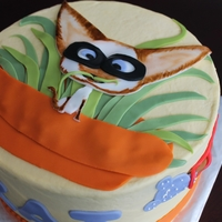 Skippyjon Jones Cake SkippyJon Jones Cake