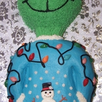 Grinch the Grinch stole my ugly xmas sweater