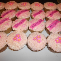 Cupcakes Cupcakes for a baby shower