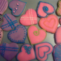 Cookies Heart sugar cookies