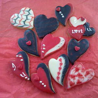 Sugar Cookies Heart sugar cookies