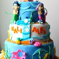 2015 Cakes! Bubble Guppies Cake