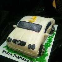 Car Cake This is my 1st time doing a car cake. I learned a lot of things and could have done a few things better. I just started making cakes 4...