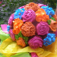 Cupcake Bouquet mini red velvet
