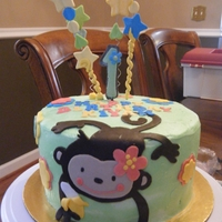 Baby's 1St Birthday I did this for a co worker...based on the decorations