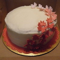 Butterfly Cake based on the design by sayersl...thank you