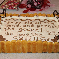 Cake For Missionary