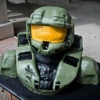 Master Chief From Halo Video Game   Master Chief from Halo video game