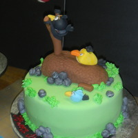 Angry Birds Vs Phineas And Ferb