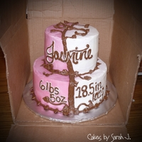 Real Tree Camo Theme all buttercream
