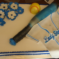 Lady Stangs Softball Lady stanges Softball Banquet cake June 2011,