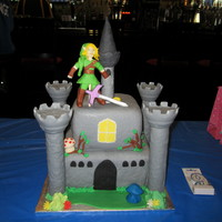 Legend Of Zelda Cake Vanillaalmond Cake Fondant Covered All Items Made Of Fondant Except For Towers Covered In Fondant But They Ar Legend of Zelda Cake. Vanilla/Almond cake, fondant covered. All items made of fondant, except for towers. Covered in fondant, but they are...