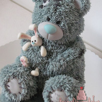 Tatty Teddy Bear Cake