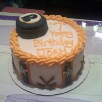 Flyers Birthday Cake