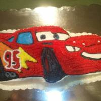 Lightening Mcqueen   CARS Lightening McQueen