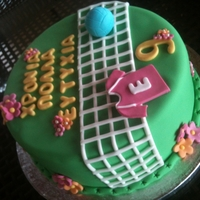 Volley Cake!