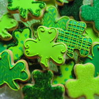St Patty Cookies St. Patty Cookies