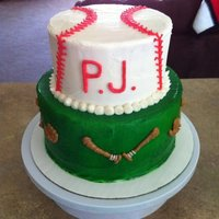 Baseball Birthday