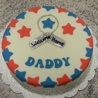 Cake For Daddy's R&r