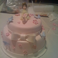 Sparkly Girly Cake