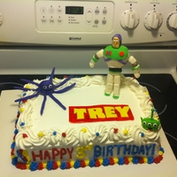 Toy Story 3 Cake TS3-everything out of fondant/gumpaste mix. TFL!