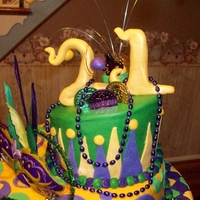 Birthday Mardi Gras
